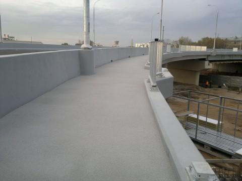 Реконструкция «Звенигородского путепровода»